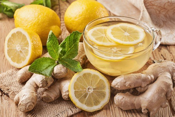 Tisana Zenero e Limone