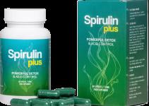 Alga Spirulina Compresse