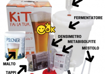 kit birra fatta in casa