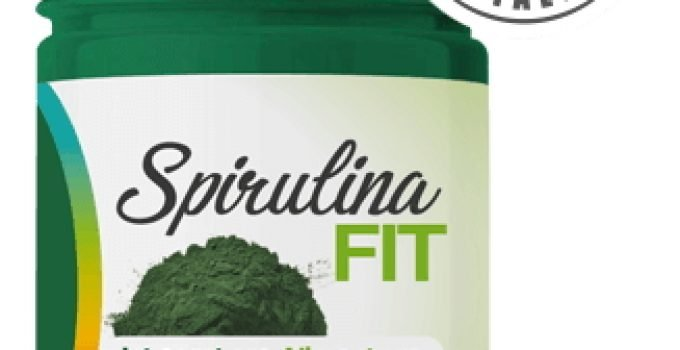 spirulina fit